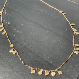 Loft Delicate Gold Necklace